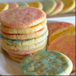 Refrigerator Cookies I Recipe - These cookies are great to make ahead and have on hand for cookie emergencies. A simple slice and bake cookie that keeps well in the refrigerator or freezer.
