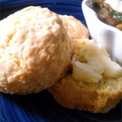 Lime Biscuits Recipe - Lime brings extra zest to this biscuit recipe perfect for Mexican-inspired weeknight dinners.