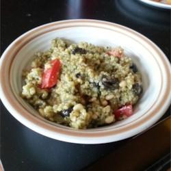 Pesto Quinoa