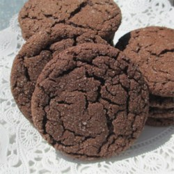 Chocolate Snaps Recipe - Get crispy, chocolate cookies by following this fairly easy recipe.