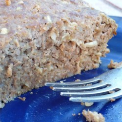 Dawn's Meatloaf Recipe - Mixing oatmeal with the ground beef gives a different texture to this meatloaf recipe.