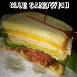 Lorraine's Club Sandwich