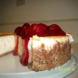 Joanne's Big Fat Cheesecake