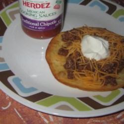 Chipotle Taco Plates