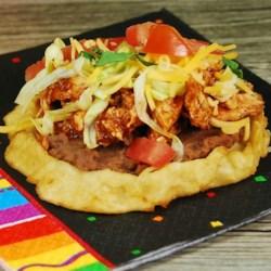 http://allrecipes.com/personalrecipe/63603922/sopes-de-pollo-with-roasted-pasilla-chile-sauce/detail