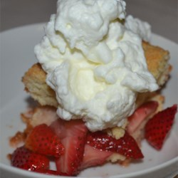 Old-Fashioned Shortcake Recipe - This old fashioned shortcake is just waiting to be topped with sweet whipped cream and your favorite berries.