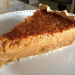 Sweetest Southern Sweet Potato Pie Recipe - Sweet potatoes are whipped until light and fluffy in this sweet treat. Serve it warm or cold with a dollop of whipped cream.