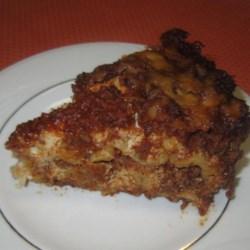 Roasted Pasilla & Chorizo Lasagna