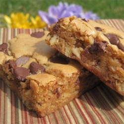 Blonde Brownies I