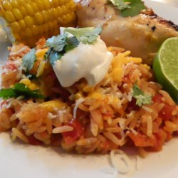 Easy Authentic Spanish Rice