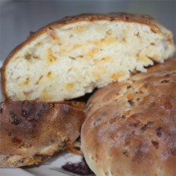 Jim's Cheddar Onion Soda Bread
