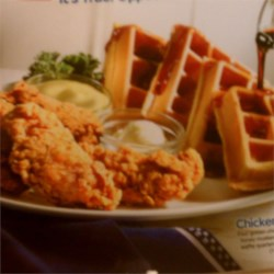 chicken n waffles FAV