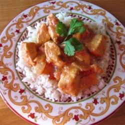 Chicken Makhani (Indian Butter Chicken) - Carolyn's version