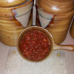 Robert's Easy Hearty Healthy Chili - 30 MM, LF, LC, GF