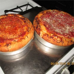 First time making Deep Dish