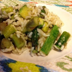 Roasted Spring Vegetable Risotto Photos - Allrecipes.com