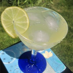 Margaritas on the Rocks Recipe - Sweet and sour, tequila, triple sec and Grand Marnier With a squeeze of fresh lime juice. Everybody wants the recipe after consuming one of these.