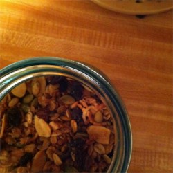 Chef John's Granola Recipe - Maple-flavored granola with nuts, seeds, and dried fruit makes a great snack or breakfast treat.