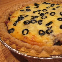 Mexican Bean Pie