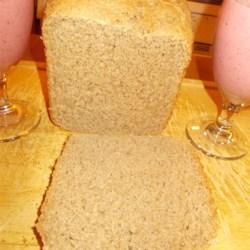 Light Thyme & Cloves Whole Wheat & Rye Bread