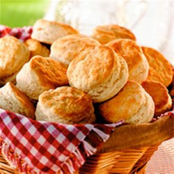 "Martha White ""Hot Rize"" Biscuits Recipe - With self-rising flour, homemade biscuits are easy and ready in just 30 minutes ."