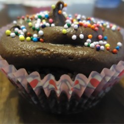 Best Chocolate Frosting Recipe - Classic, simple chocolate frosting is the perfect topping to any cake.