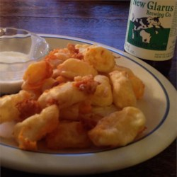 Real Wisconsin Fried Cheese Curds Recipe - Eat while clutching cold brewski in other hand. Yah, hey dere.