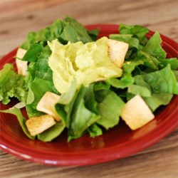 Cucumber-Avocado Salad Dressing