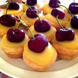 Lemon Curd Tassies Recipe - This cookie recipe presents a wonderful blend of flavors using cream cheese and lemon juice to delightful ends.