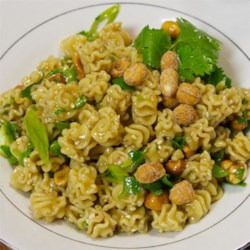 Norris' Sesame Pasta Salad