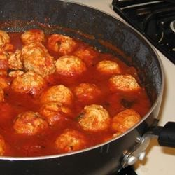 Cocktail Meatballs I Recipe - These beef meatballs will delight the whole family. My kids ask for them again and again.