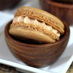 Cafe Espresso Macaron