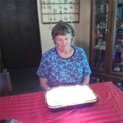 My mom's birthday