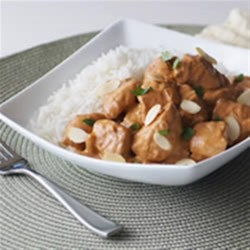 Creamy Butter Chicken Recipe - Nothing could be simpler: use fresh gingerroot, garam masala, cumin and PHILADELPHIA Original Cooking Creme to make this quick and easy Butter Chicken dish in minutes.