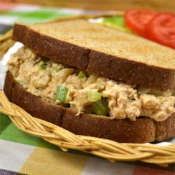 Spicy Chipotle Tuna Recipe - Let canned chipotle peppers in adobo sauce bring a different flavor profile to wake up your tuna salad.