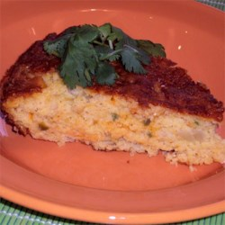 Mrs. Patti's Mexican Cornbread