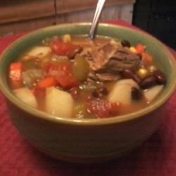 Chuck it in stew