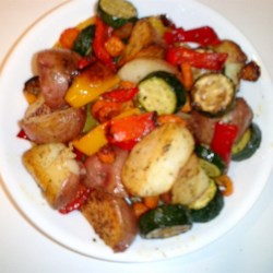 Rosies Roasted Vegetables