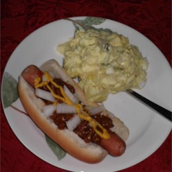 Coney Island Sauce Recipe - This is great on grilled hot dogs. The original recipe hails from Coney Island, NY where hot dogs by the beach are served with a similar sauce topping.