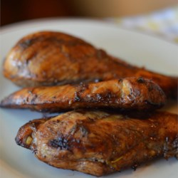 Krystal's Perfect Marinade for BBQ or Grilled Chicken Recipe - Balsamic vinegar, Worcestershire sauce, and sesame oil combine to create a wonderful marinade.