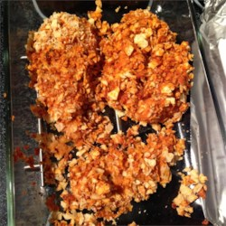Spicy Mexican Baked Chicken