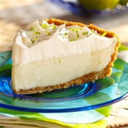 Classic Key Lime Pie Recipe - Creamy, sweet, and tart, this classic lime dessert is always a favorite.
