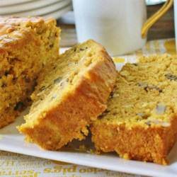 Sweet Potato and Coconut Bread Recipe and Video - Sweet potato, coconut, and walnuts are baked into a delightful bread perfect with a cup of tea.