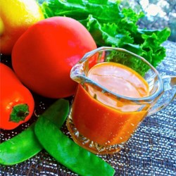 Sweet Pepper French Dressing