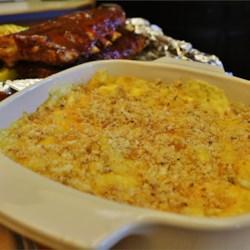 VELVEETA(R) Down-Home Macaroni and Cheese