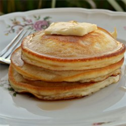 Grandad's Pancakes Recipe - This secret family recipe for granddad's pancakes was passed down through the family and will become a family favorite in your house too.
