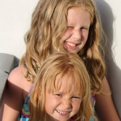 My Beautiful Grand daughters