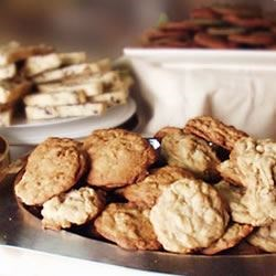Jen's Almond Cardamom Cookies Recipe - This moist cookie has delicious a almond taste with a kick of cardamom - dreamy!