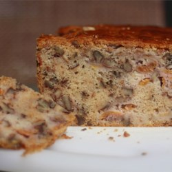 Nick's Favorite Cherry Pecan Bread Recipe - One of my son's favorite breads.  You can ice top with a powdered sugar glaze if you wish.