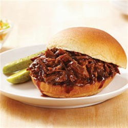 KRAFT RECIPE MAKERS Hickory BBQ Beef